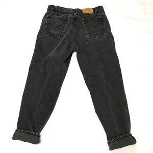 Vintage 550 Levi's Orange Tab Jeans